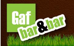 GOSTINSKI PROGRAM GAF BAR&BAR