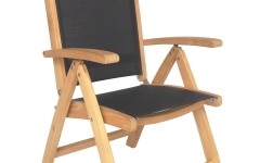 stol sydney recliner black